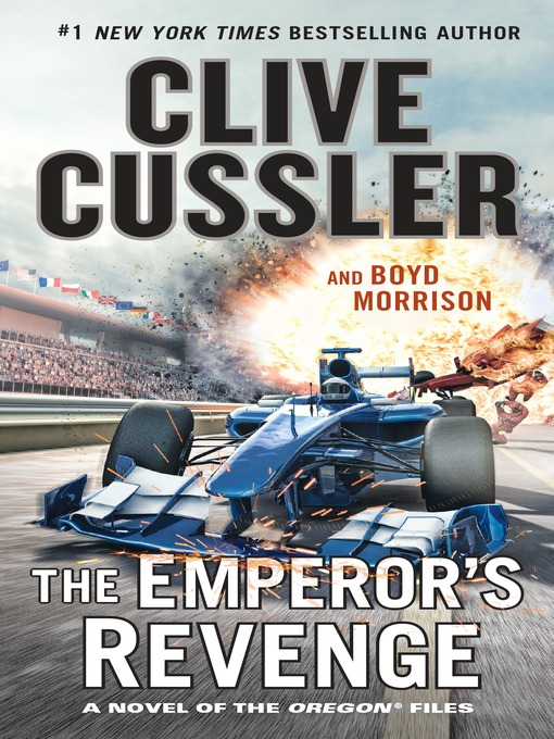 Title details for The Emperor's Revenge by Clive Cussler - Available