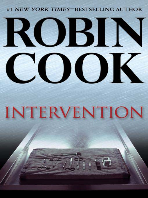 Title details for Intervention by Robin Cook - Available