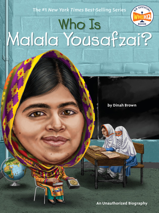 Title details for Who Is Malala Yousafzai? by Dinah Brown - Wait list