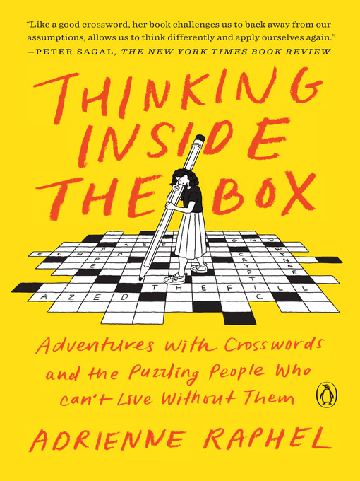 Title details for Thinking Inside the Box by Adrienne Raphel - Wait list