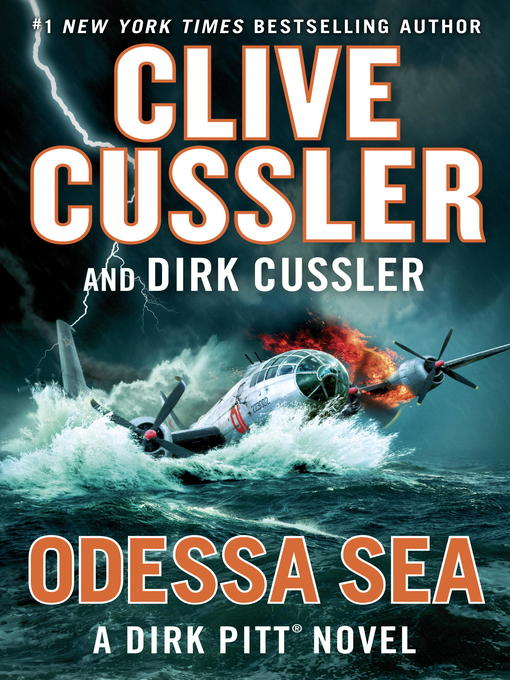 Title details for Odessa Sea by Clive Cussler - Available