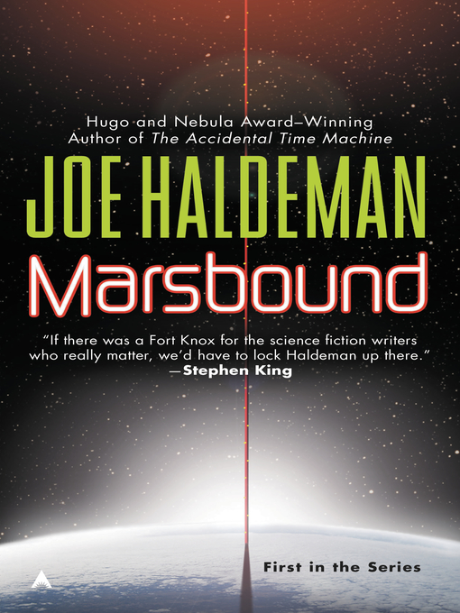 Title details for Marsbound by Joe Haldeman - Available