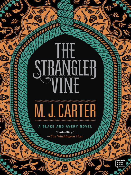 Title details for The Strangler Vine by M.J. Carter - Available