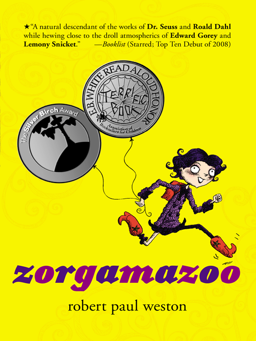 Cover image for Zorgamazoo