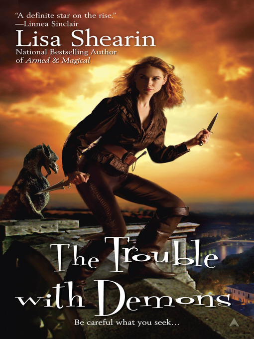 Cover of The Trouble with Demons