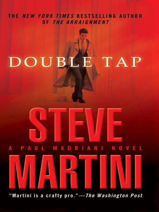 Title details for Double Tap by Steve Martini - Available