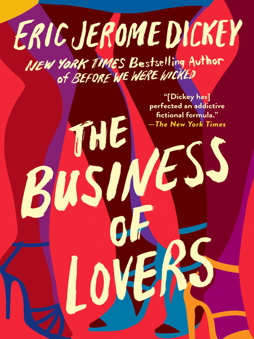 Title details for The Business of Lovers by Eric Jerome Dickey - Wait list