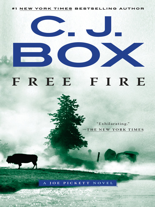 Title details for Free Fire by C. J. Box - Wait list
