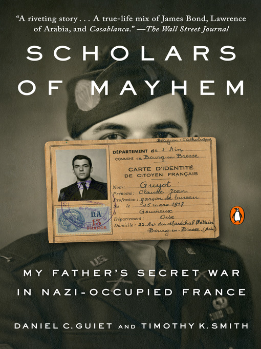 Title details for Scholars of Mayhem by Daniel C. Guiet - Wait list