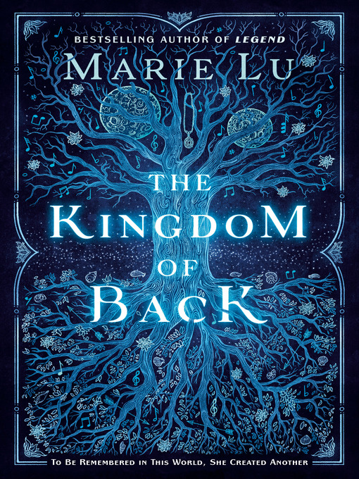 Title details for The Kingdom of Back by Marie Lu - Wait list