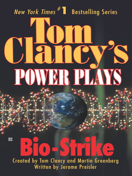 Title details for Bio-Strike by Tom Clancy - Wait list