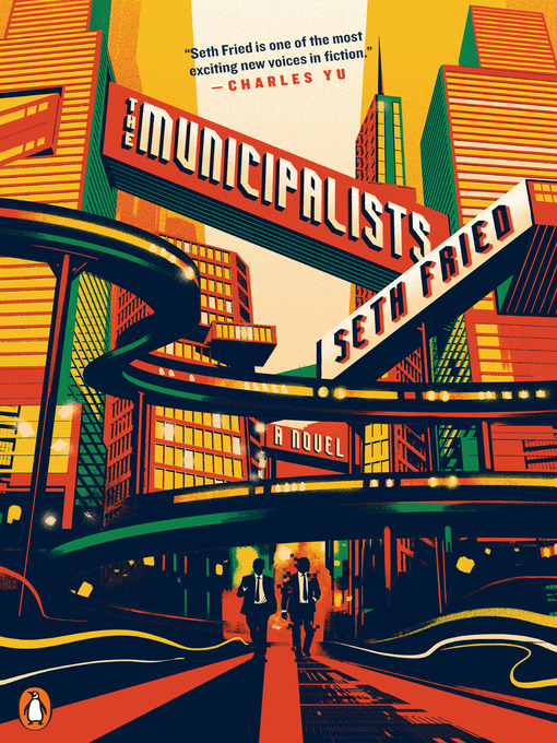 Cover of The Municipalists