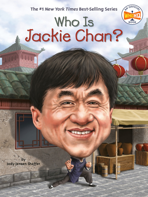 Title details for Who Is Jackie Chan? by Jody Jensen Shaffer - Wait list