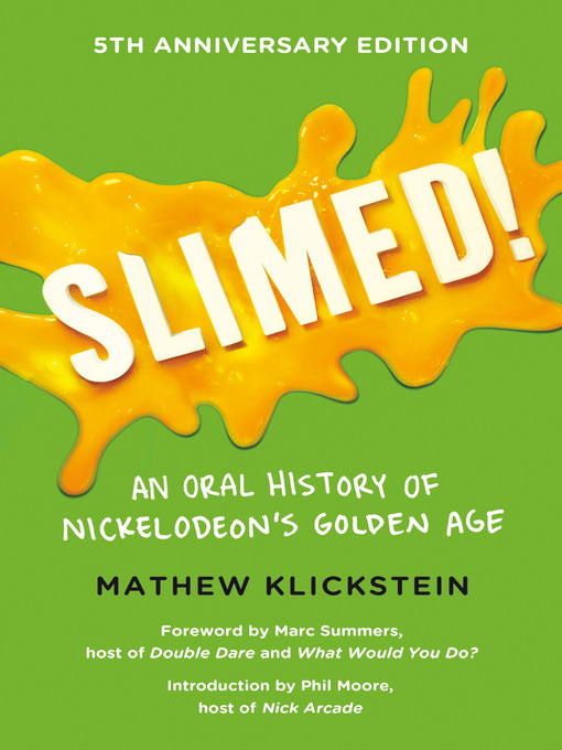 Title details for Slimed! by Mathew Klickstein - Wait list