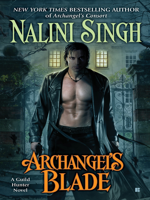 Cover of Archangel's Blade