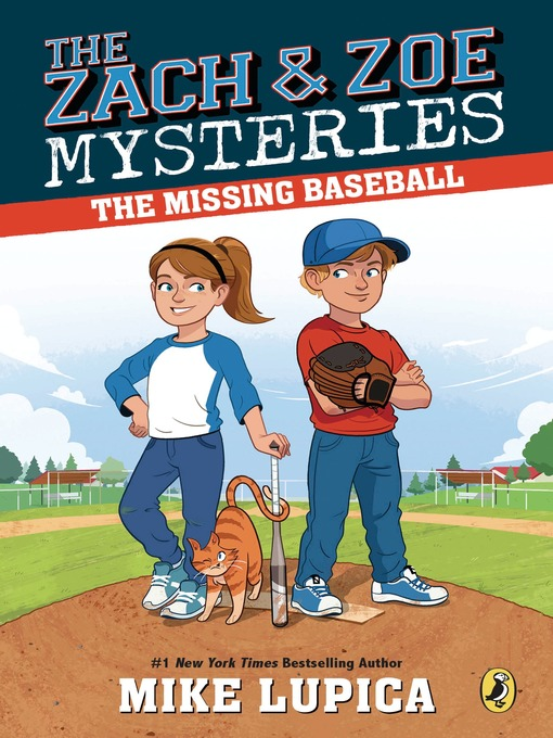 Title details for The Missing Baseball by Mike Lupica - Wait list