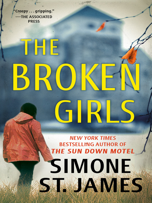 Title details for The Broken Girls by Simone St. James - Wait list