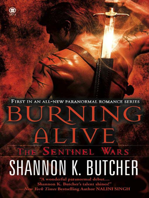Title details for Burning Alive by Shannon K. Butcher - Available