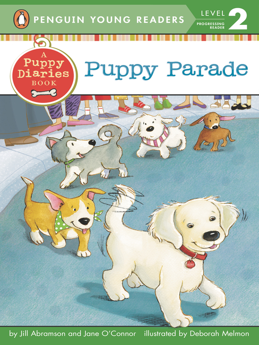 Title details for Puppy Parade by Jill Abramson - Available