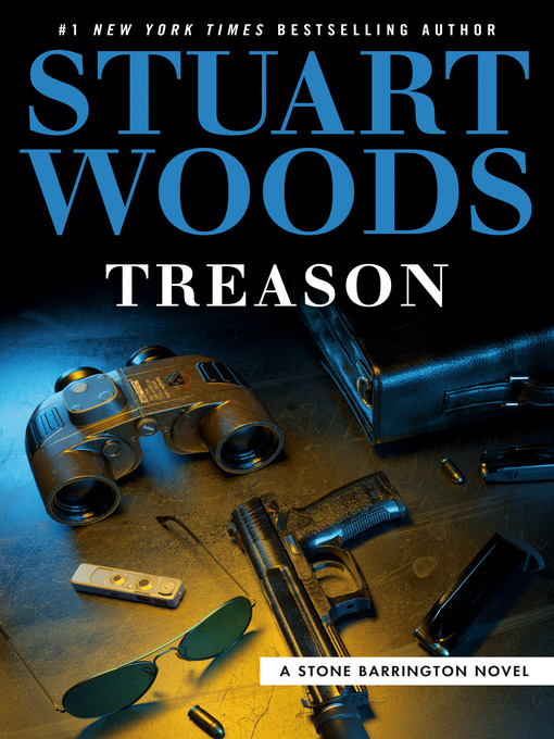 Title details for Treason by Stuart Woods - Wait list