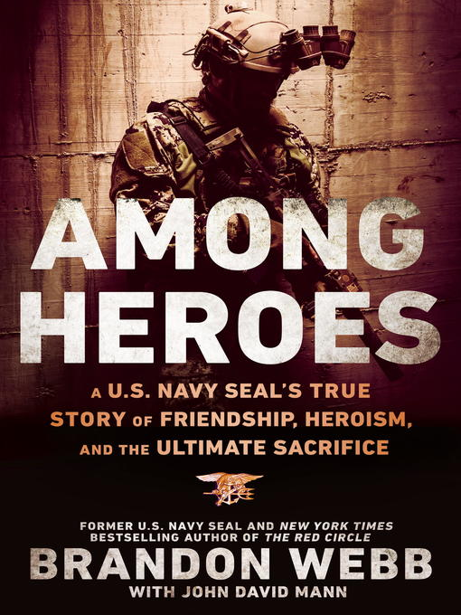 Cover of Among Heroes