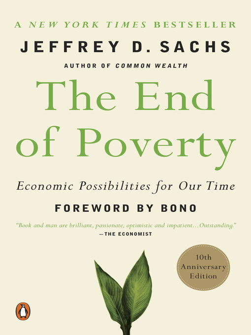 Title details for The End of Poverty by Jeffrey D. Sachs - Available
