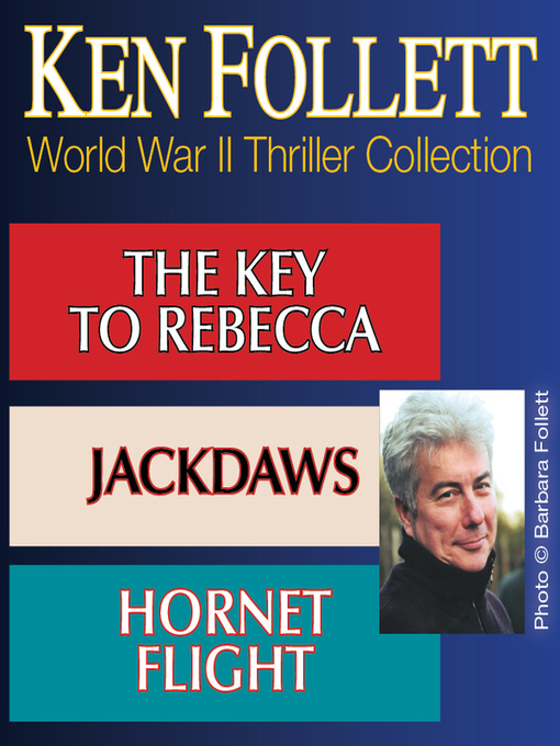 Title details for World War II Thriller Collection by Ken Follett - Available