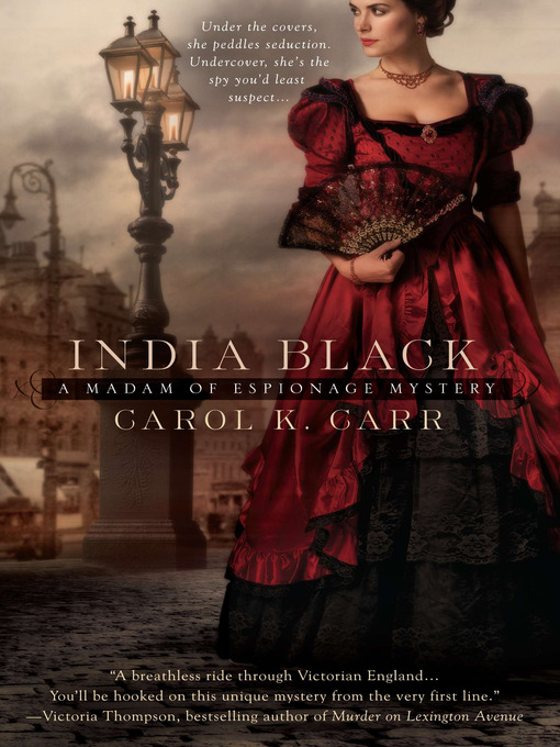 Title details for India Black by Carol K. Carr - Available
