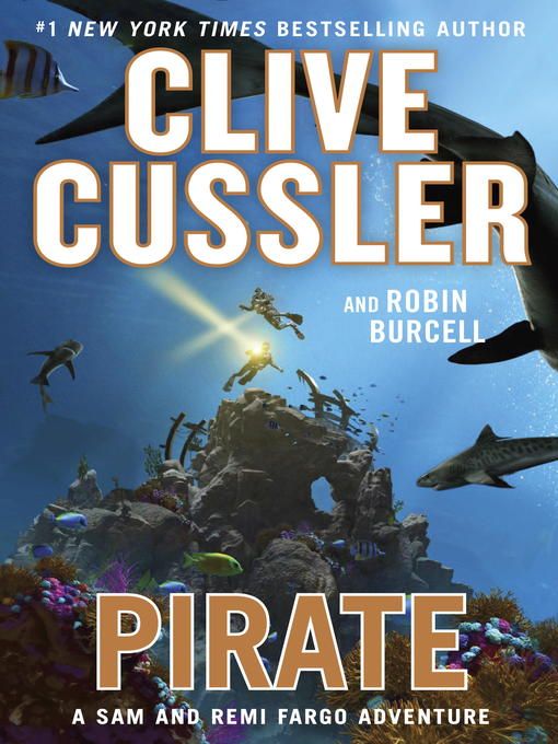 Title details for Pirate by Clive Cussler - Available