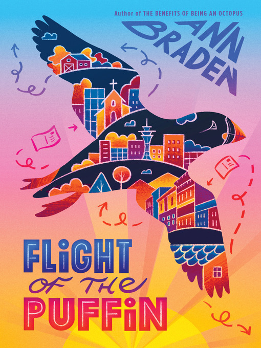 Title details for Flight of the Puffin by Ann Braden - Available