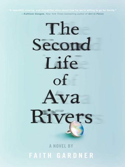 Cover image for book: The Second Life of Ava Rivers