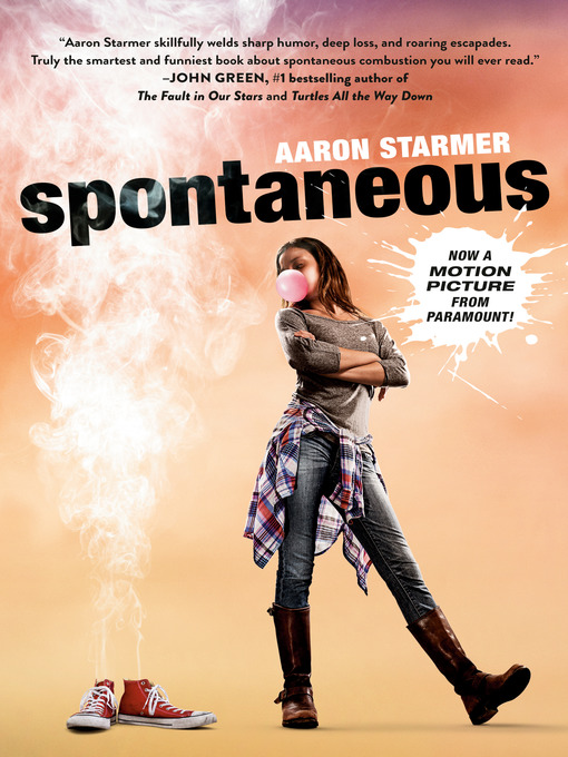 Title details for Spontaneous by Aaron Starmer - Available