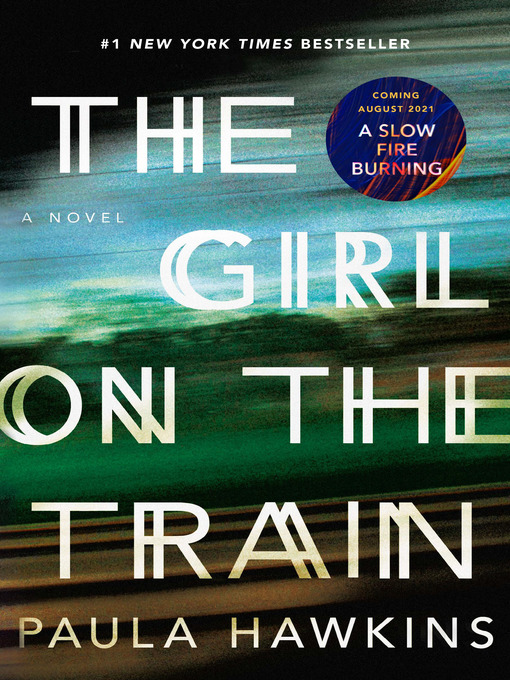 Title details for The Girl on the Train by Paula Hawkins - Wait list