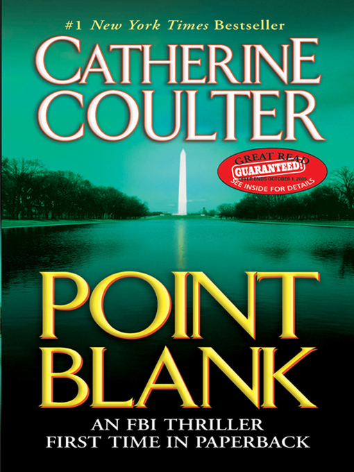 Title details for Point Blank by Catherine Coulter - Available