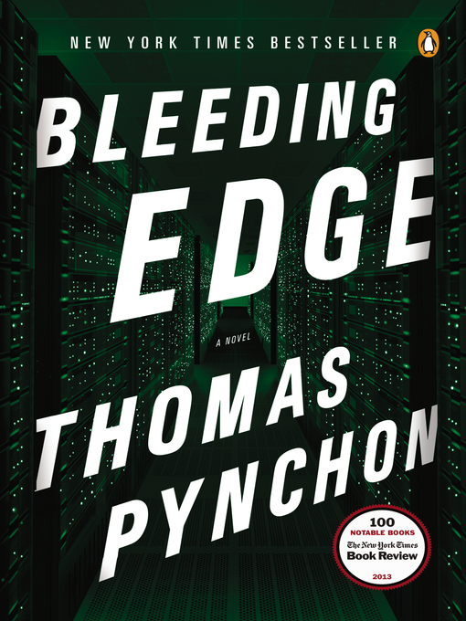Title details for Bleeding Edge by Thomas Pynchon - Wait list