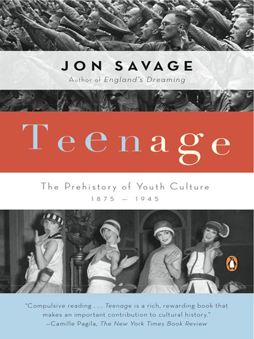 Title details for Teenage by Jon Savage - Available