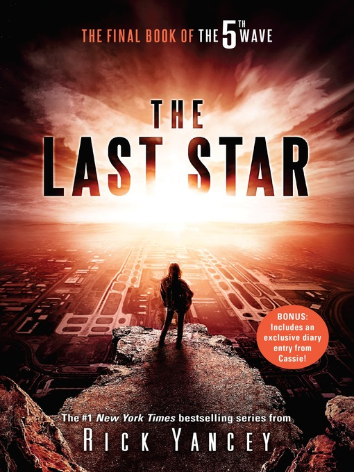 Title details for The Last Star by Rick Yancey - Wait list