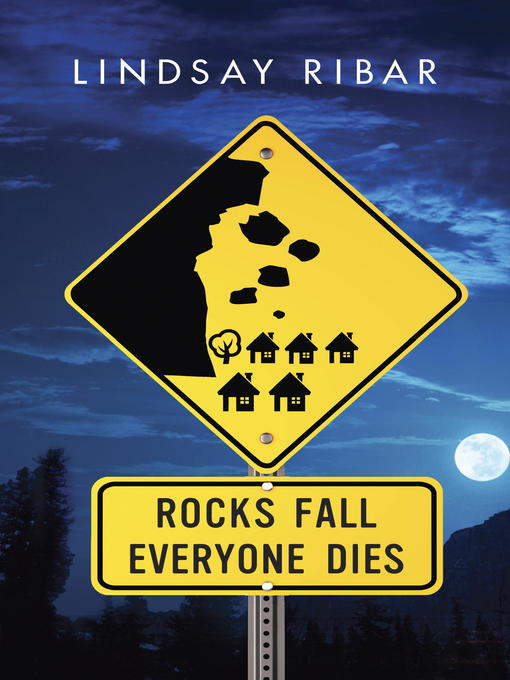 Cover of Rocks Fall Everyone Dies