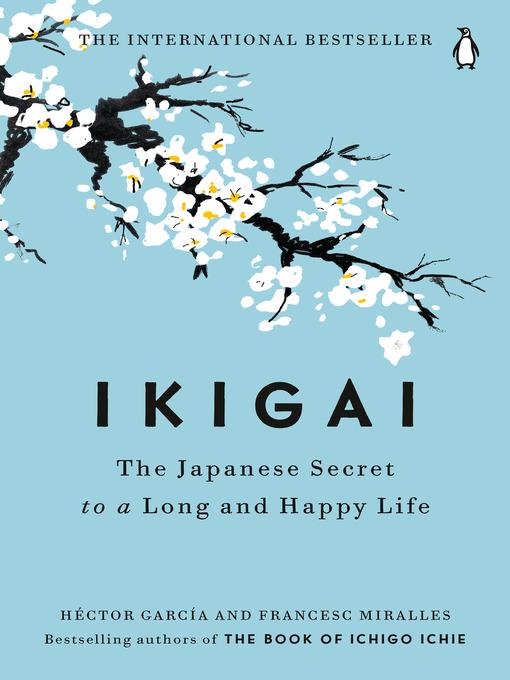 Title details for Ikigai by Héctor García - Wait list