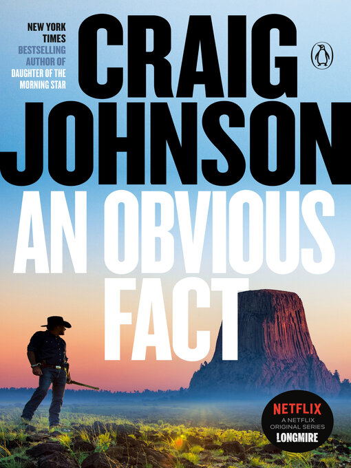 Title details for An Obvious Fact by Craig Johnson - Wait list