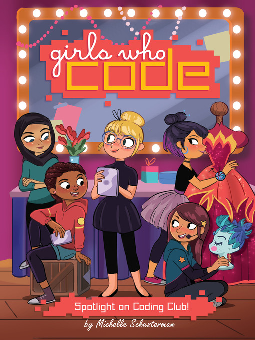 Title details for Spotlight on Coding Club! by Michelle Schusterman - Wait list