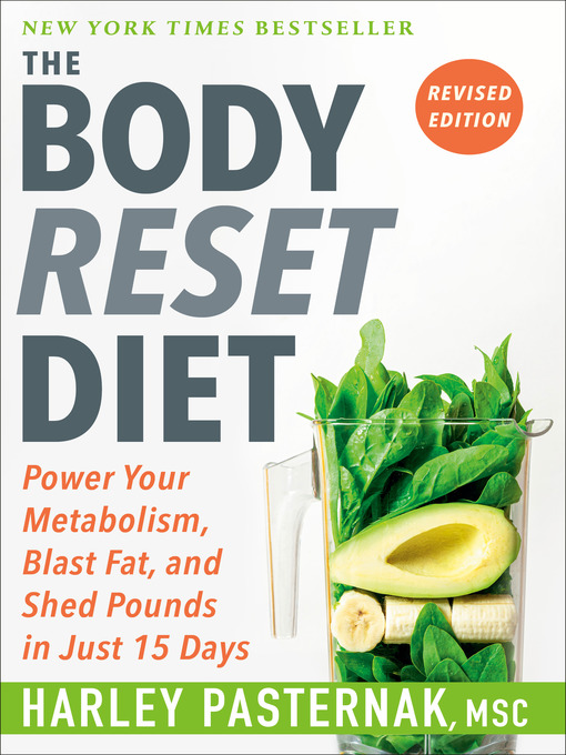 Title details for The Body Reset Diet by Harley Pasternak - Wait list