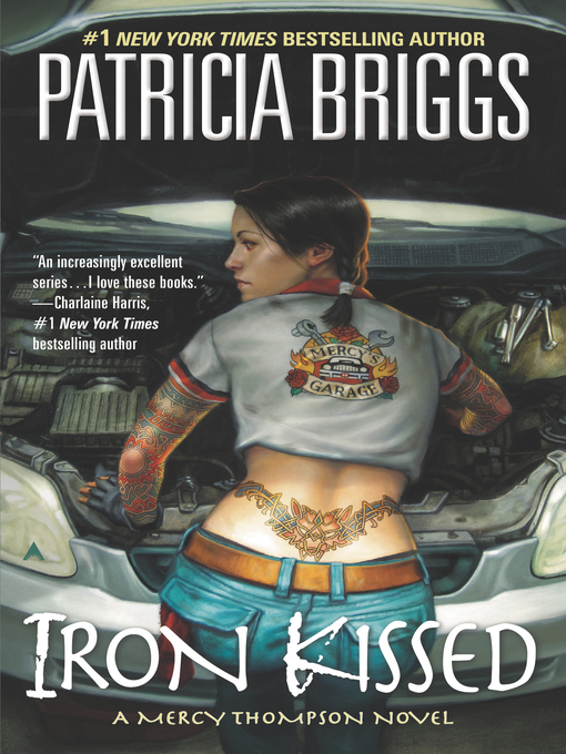 Title details for Iron Kissed by Patricia Briggs - Wait list