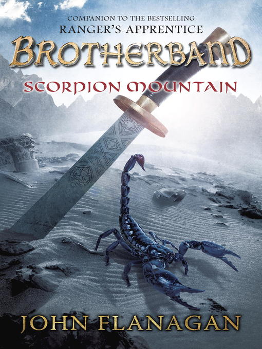 Cover of Scorpion Mountain