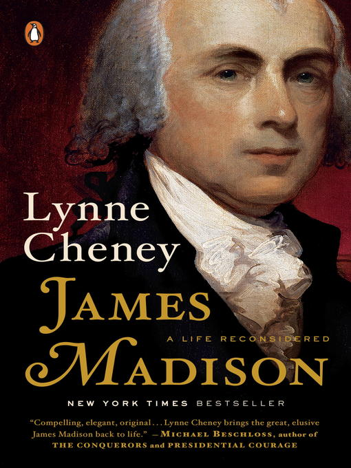 Title details for James Madison by Lynne Cheney - Available