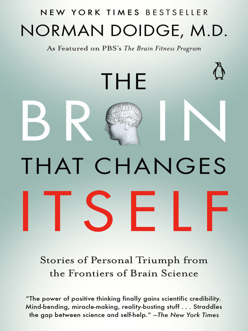 Cover image for The Brain That Changes Itself