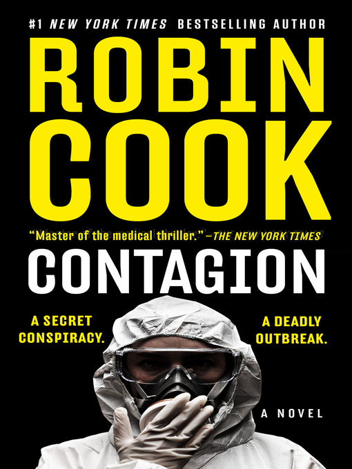 Title details for Contagion by Robin Cook - Wait list