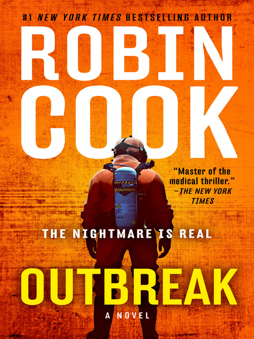 Title details for Outbreak by Robin Cook - Wait list