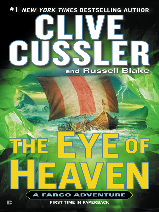 Title details for The Eye of Heaven by Clive Cussler - Wait list