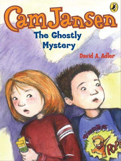 Cover of The Ghostly Mystery
